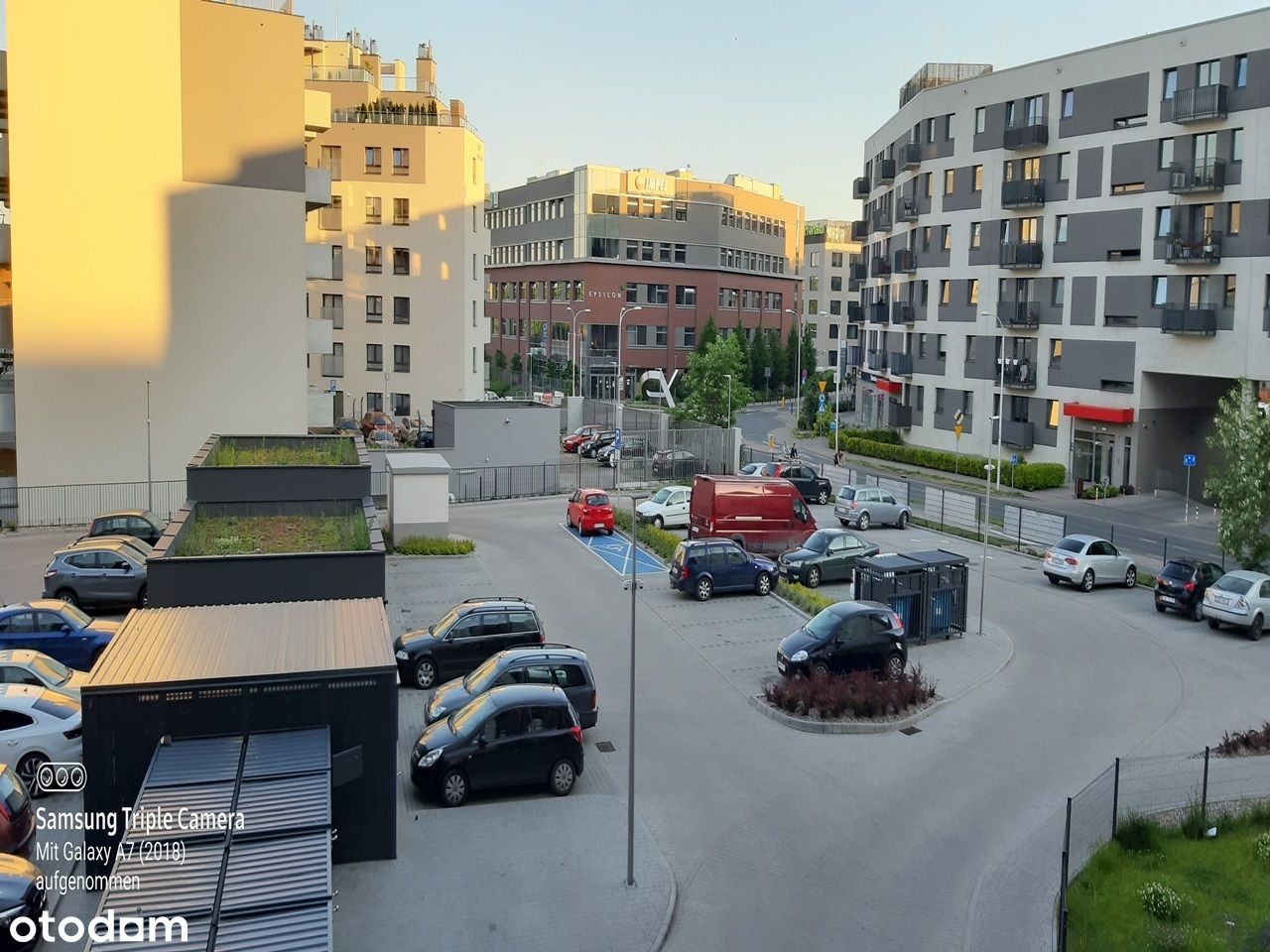 Dwupokojowe mieszkanie - Promenady Wrocławskie