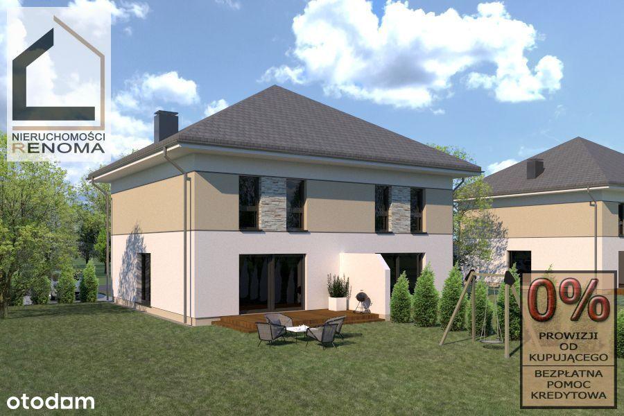 Nowoczesny i komfortowy dom w Kiekrzu