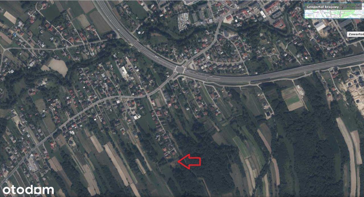 Działka z warunkami zabudowy, Ropczyce, 3-go Maja