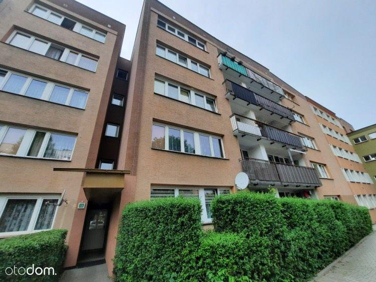 Słoneczne mieszkanie 2 pokoje na ul. Morcinka