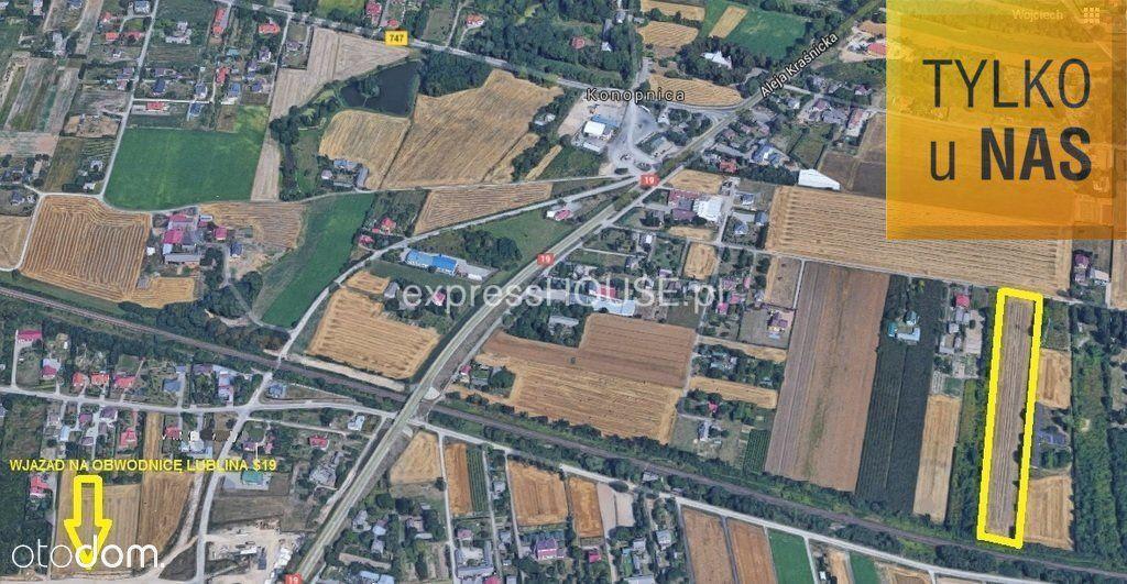 Działka, 10 000 m², Lublin