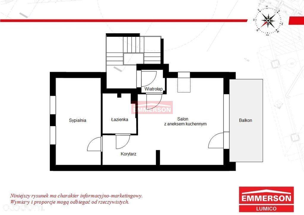 Mieszkanie 2 pokoje Bronowice Małe
