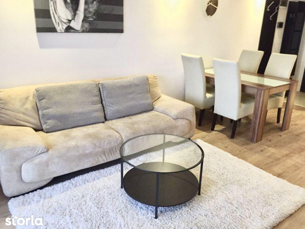 Apartament 2 camere, mobilat - Cosmopolis, Pipera