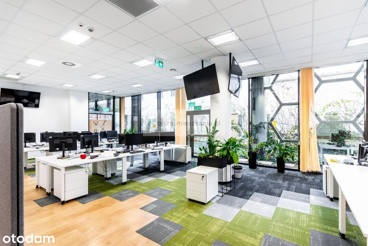 Biuro 475 m2 | Open Space (+salki), Krowodrza.