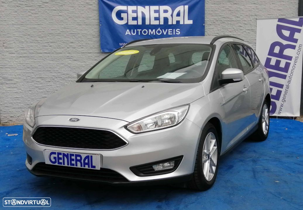 Ford Focus SW - 1