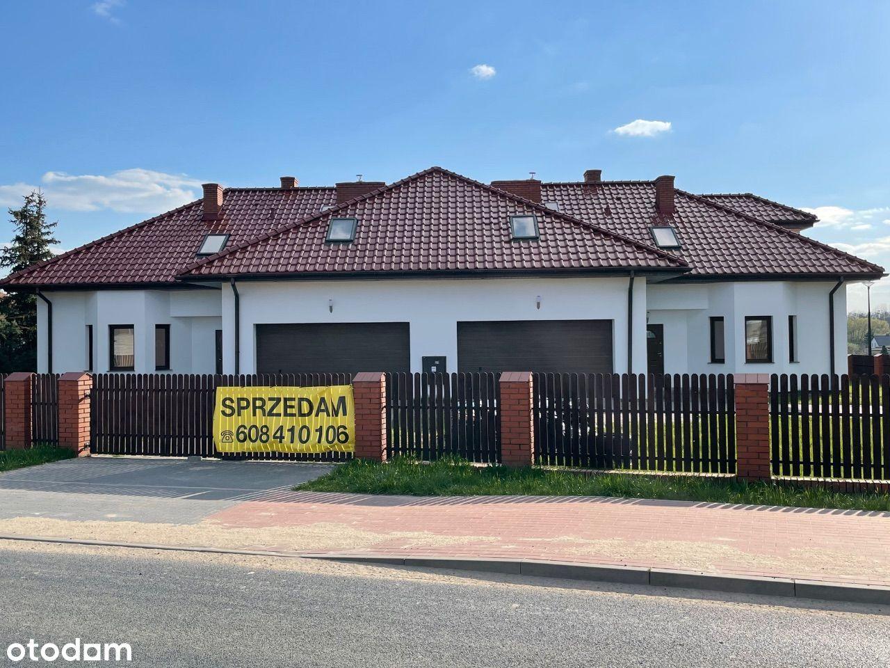 Sprzedam bliźniak w Lusowie 2 osobne domy po 210m2