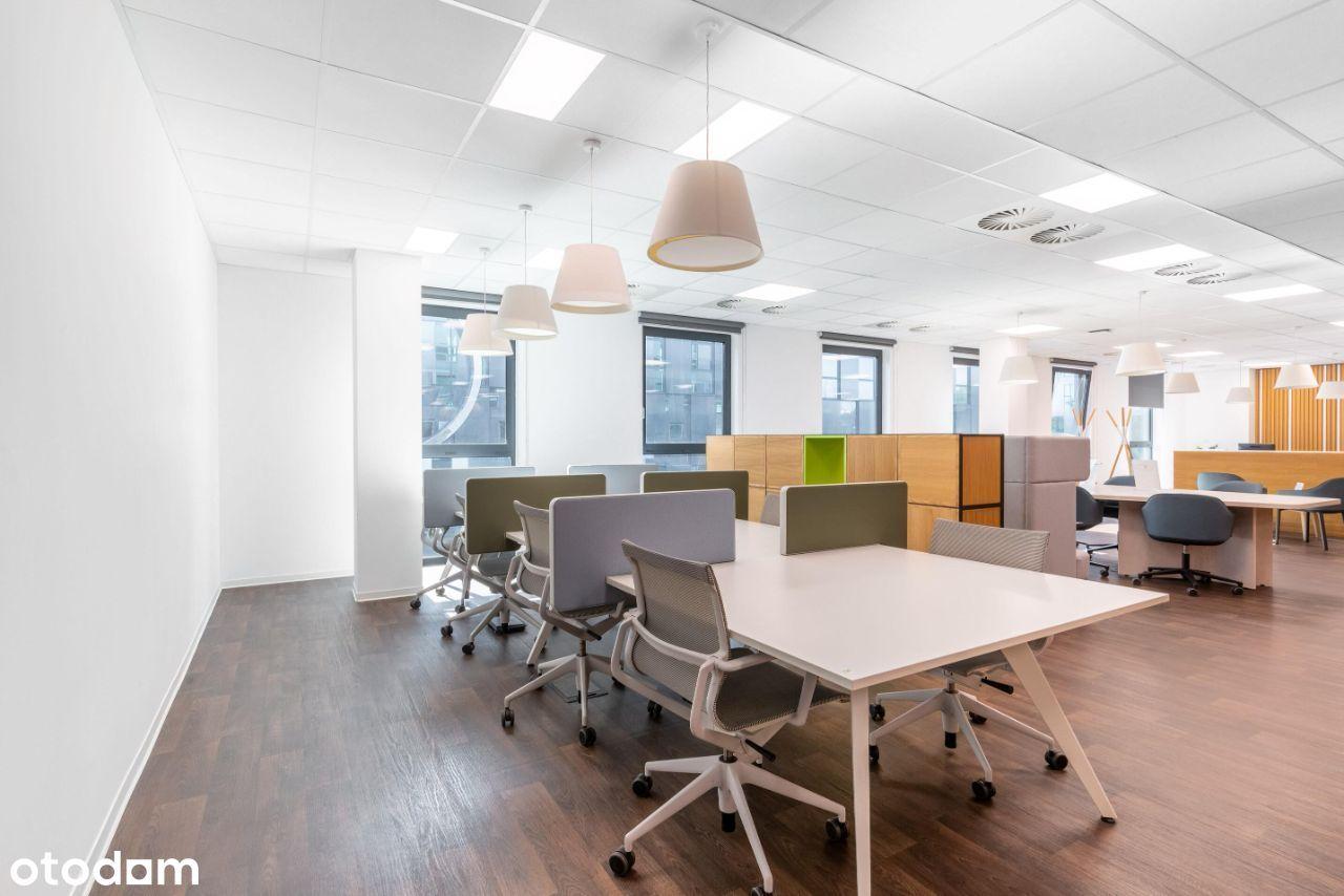 Przestrzeń coworkingowa-Regus Equal Park