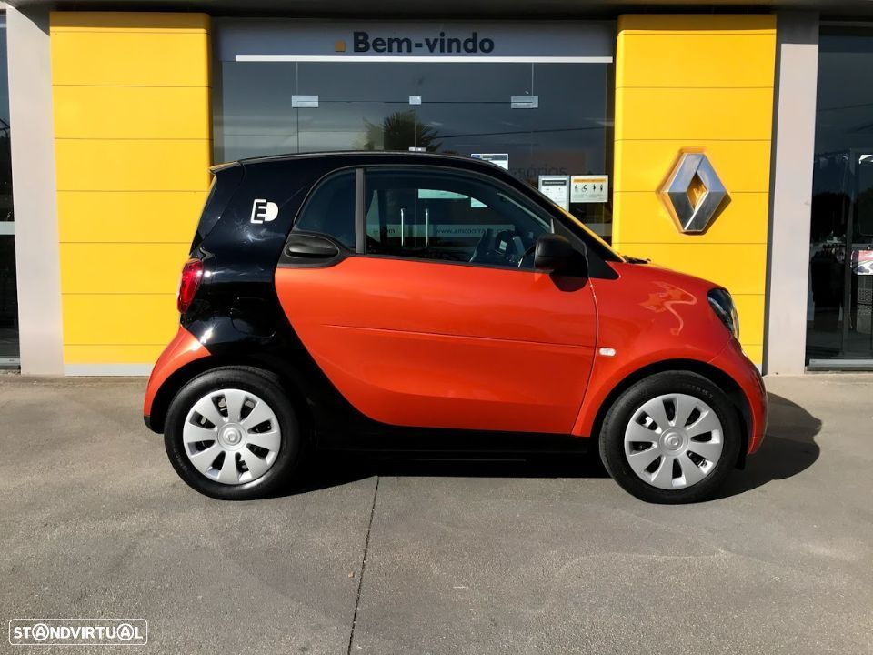 Smart ForTwo Electric Drive Passion - 6