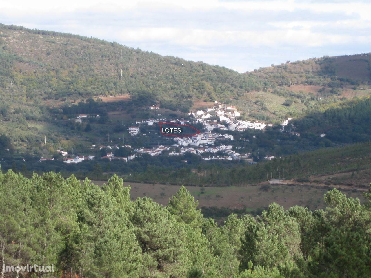 Marvão /Alto Alentejo - Lotes para Moradias - Com Alvará