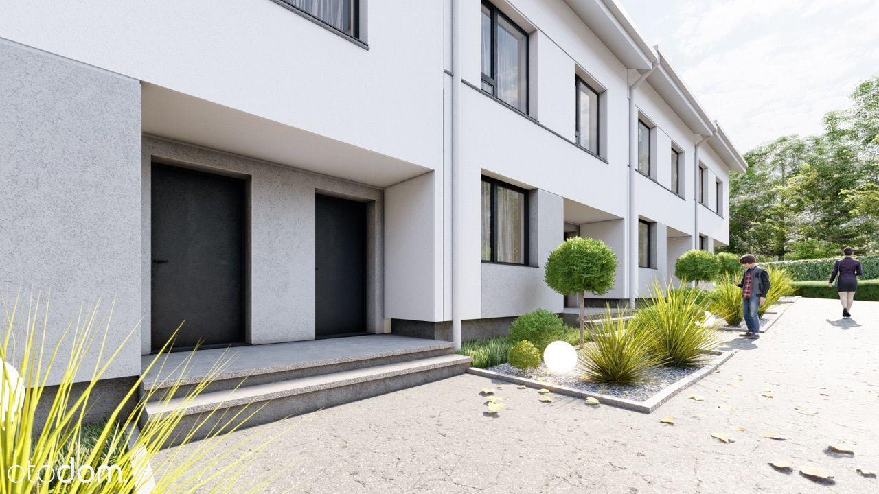 Nowe 4-pokojowe mieszkanie 87m balkon 6m parking