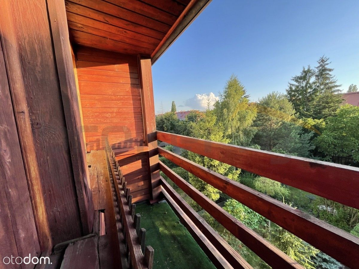 Sępolno / 2 ogródki / balkon