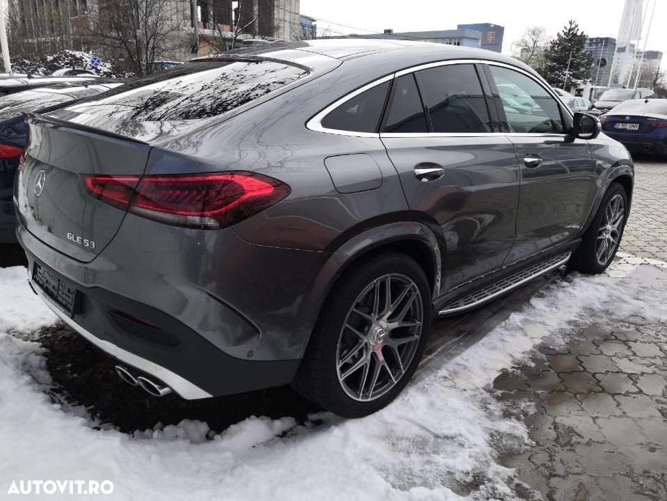 Mercedes-Benz GLE Coupe AMG - 12