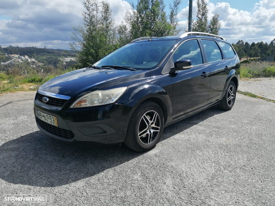 Ford Focus SW 1.6 TDCi ECOnetic - 1
