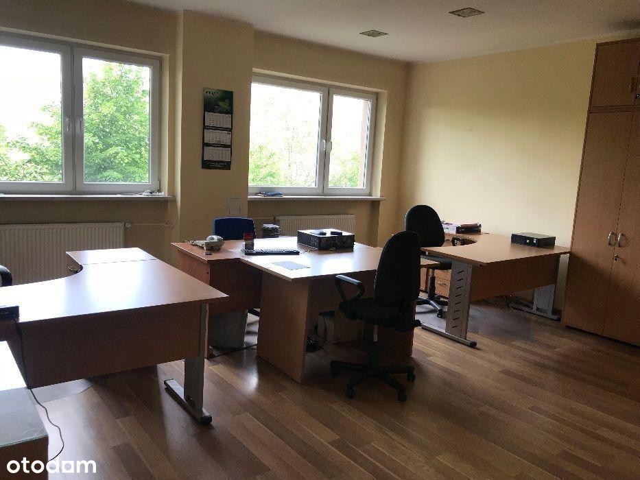 Hala produkcyjno - magazynowa plus budynek biurowy