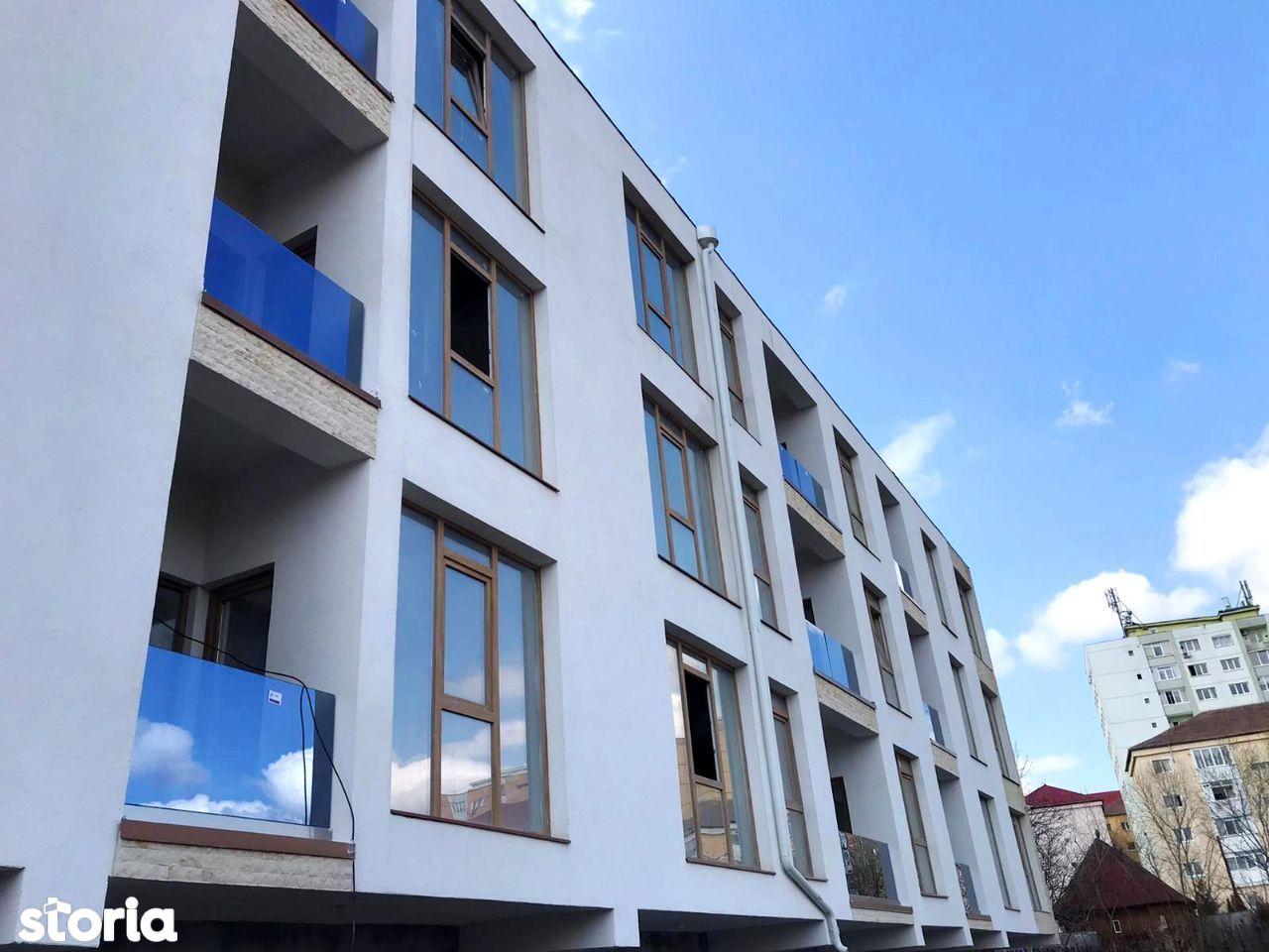Apartament 3 camere zona Milea, DN1, LIDL Shopping City Sibiu V. Aron