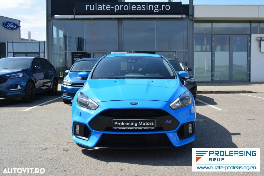 Ford Focus RS - 4