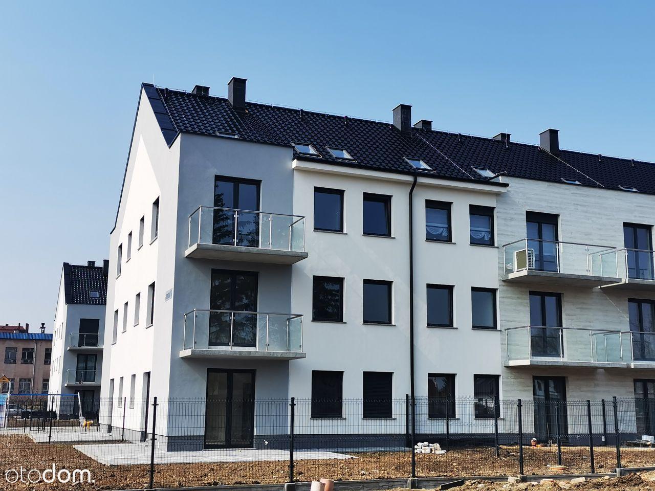 GOTOWE do Odbioru Nowe os. 2 pokoje balkon Legnica