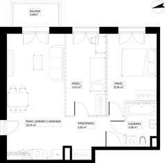 Mieszkanie B6 Harmonia+ Karpia 27