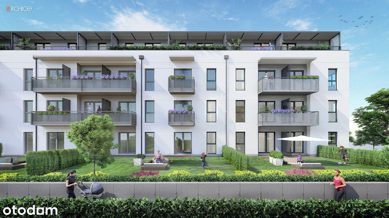 Nowe mieszkanie Duńska III etap C.2.14