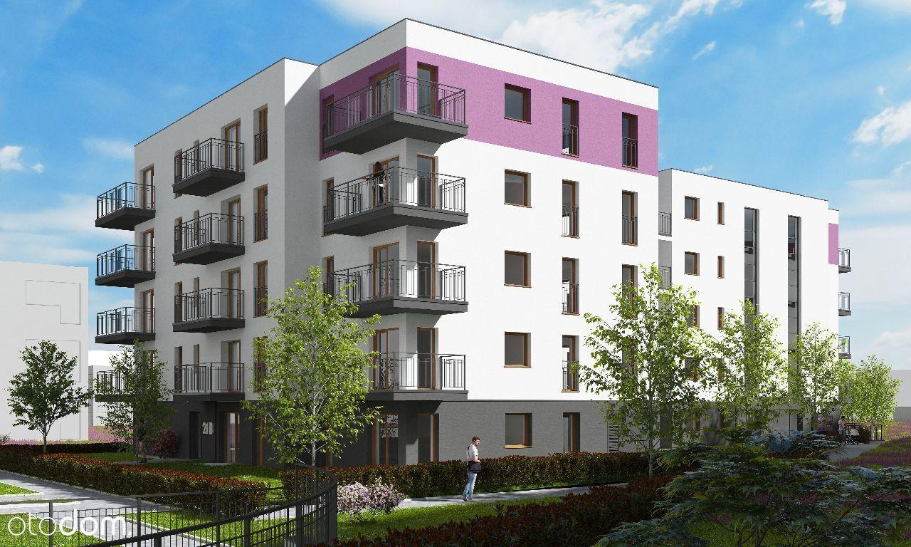 Praktyczne Mieszkanie Apartamenty Wrzos L27