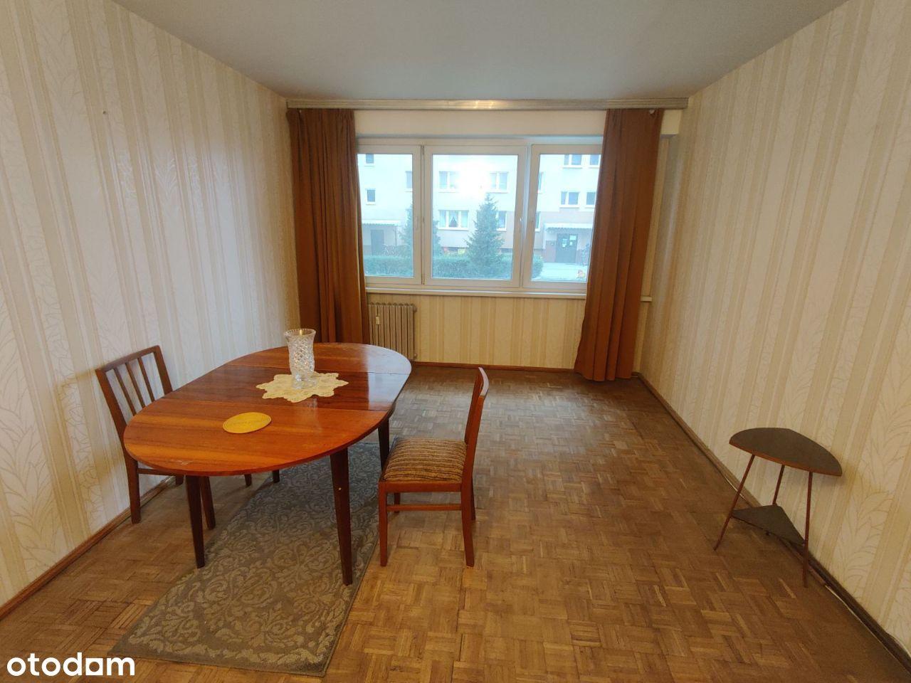 2 pokoje w centrum, parter