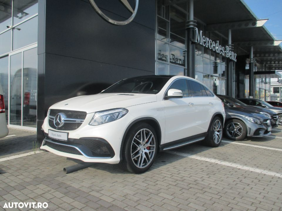 Mercedes-Benz GLE Coupe - 36