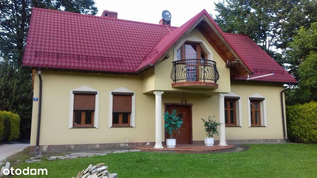 Stylowy Dom z dużym ogrodem