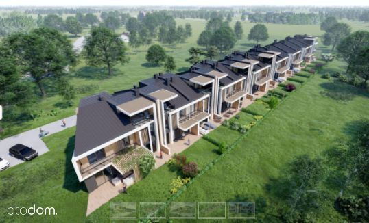 Uroczy Dom w Inwestycji Osiedle Złota Dębina A12
