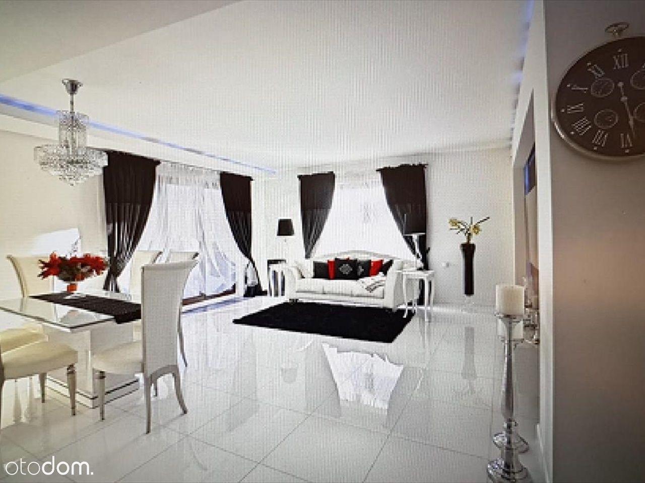Wyjątkowy dom w stylu Glamour