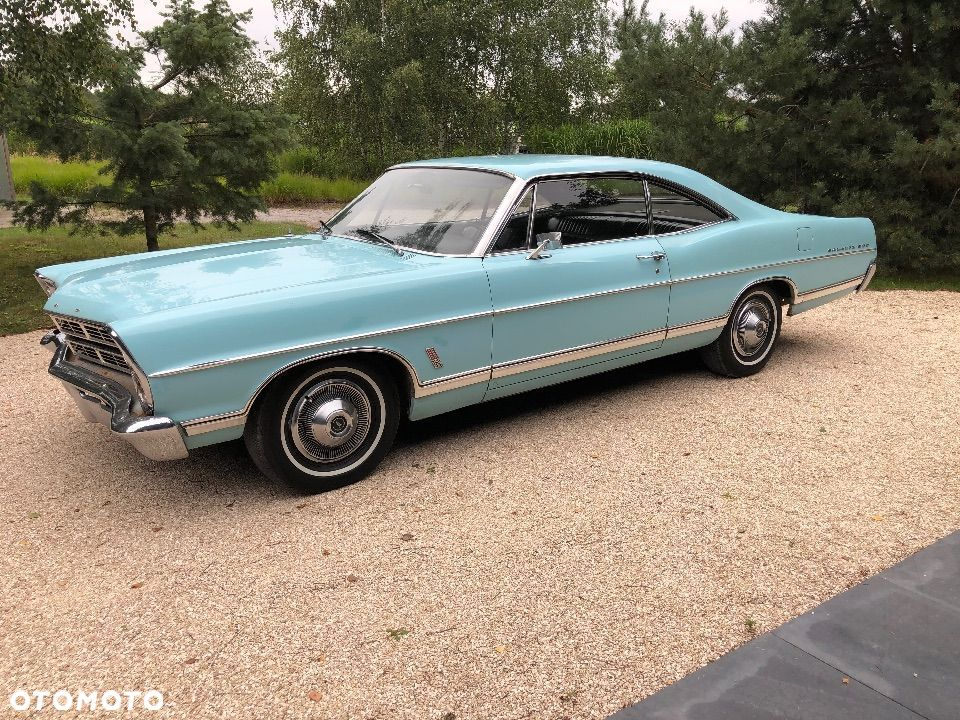 Ford Mustang /Ford Galaxie 500 390cui oryginalny stan - 1