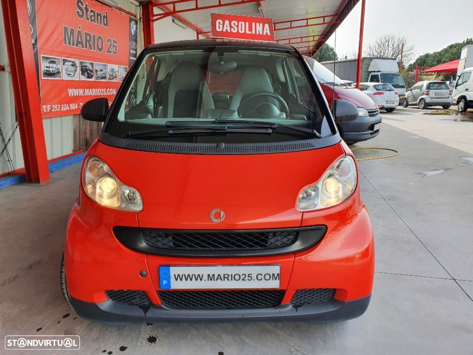 Smart ForTwo 1.0 Pure 61 - 9