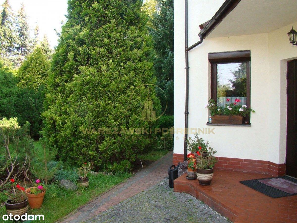 Wawer Dom z 2004 6pokoi duży ogrod działka 469m2