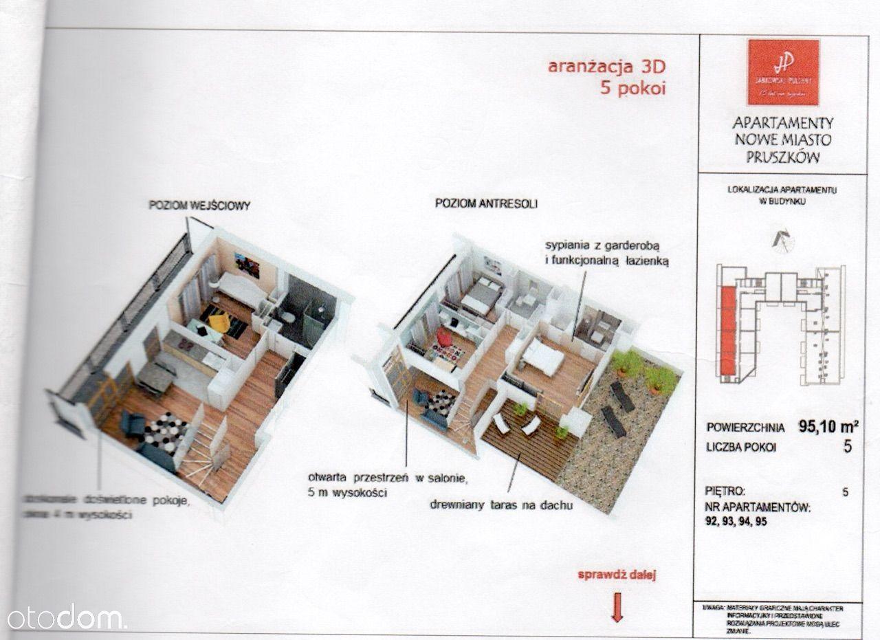 Apartament Soft Loft - 95,10 m.