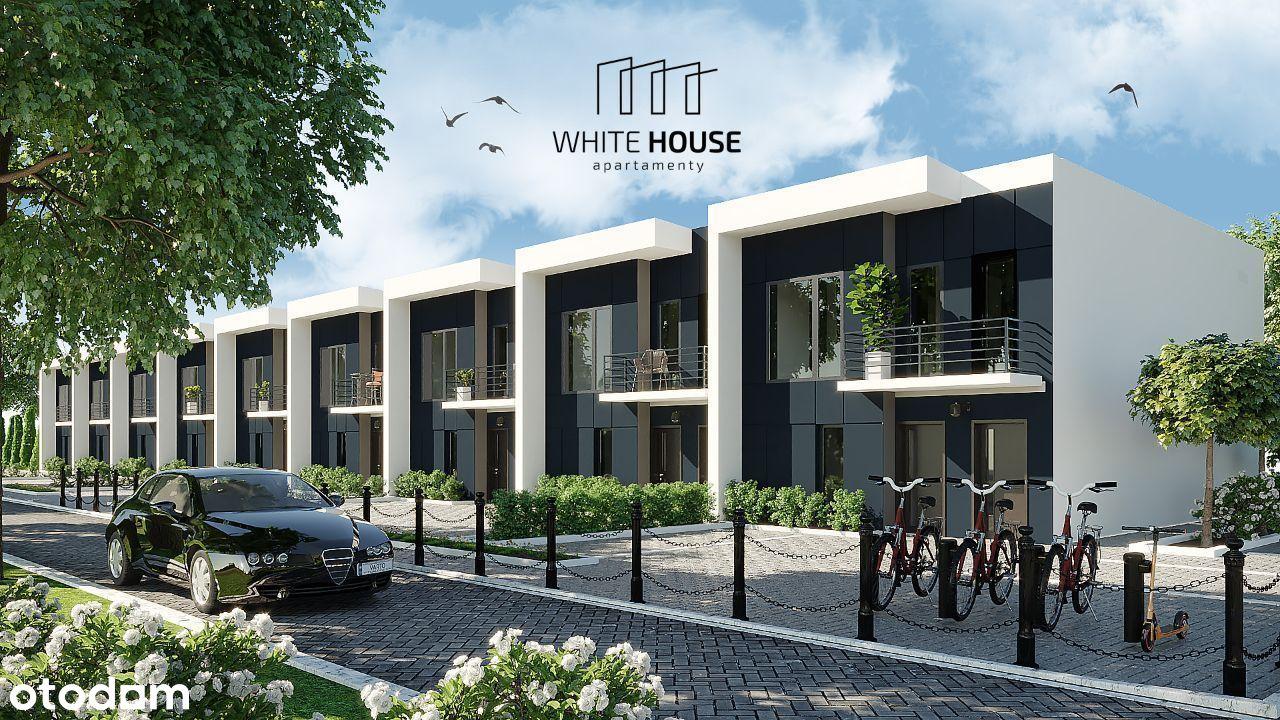 Apartament z dużą zadaszoną loggią - Rzeszów