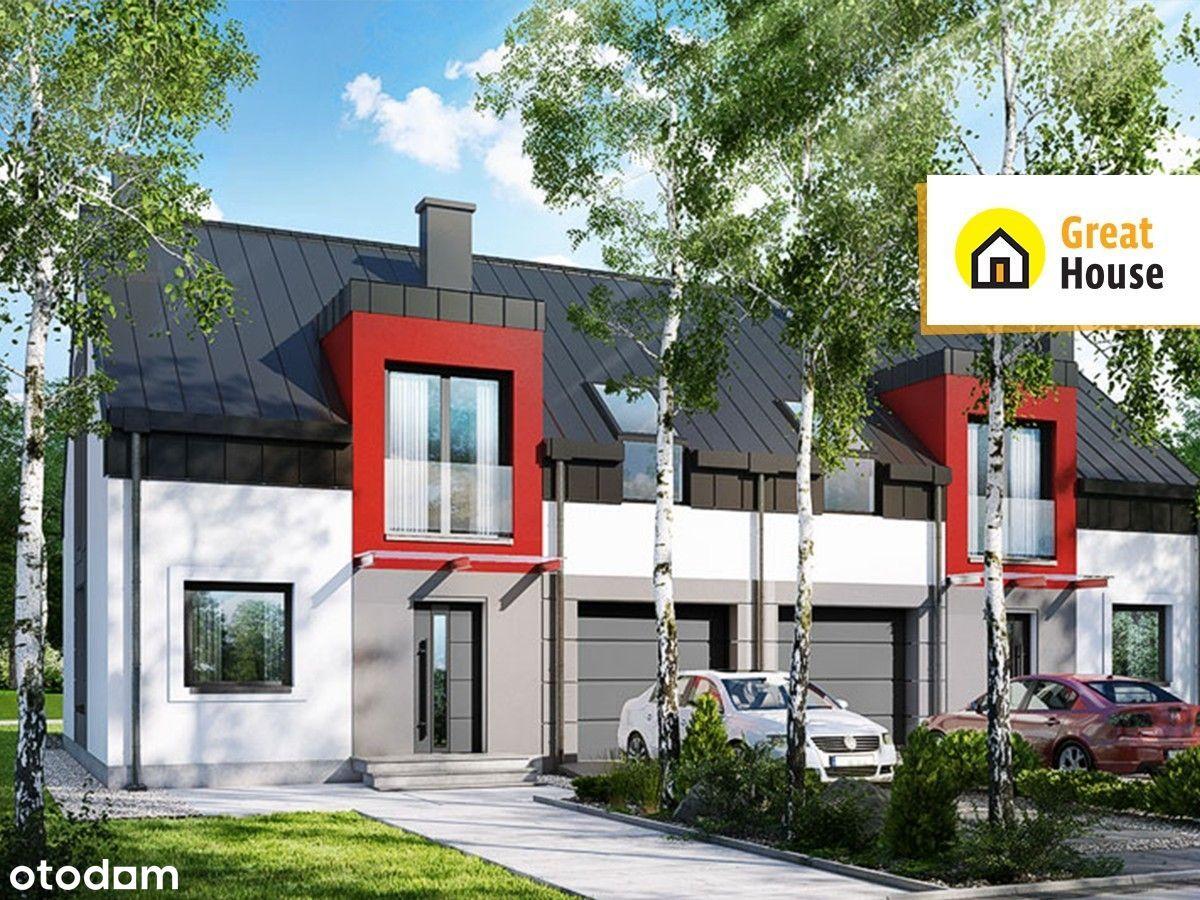 Nowy dom blisko uzdrowiska