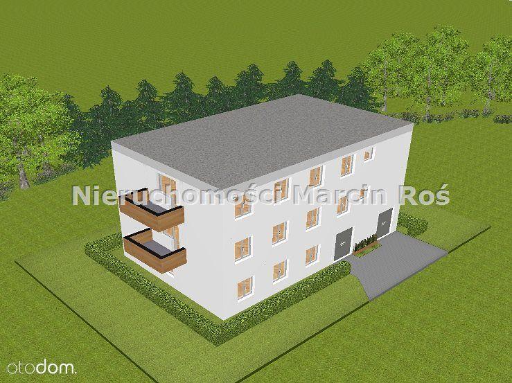Obiekt Biurowo-mieszkalno-usługowy Marklowice G.