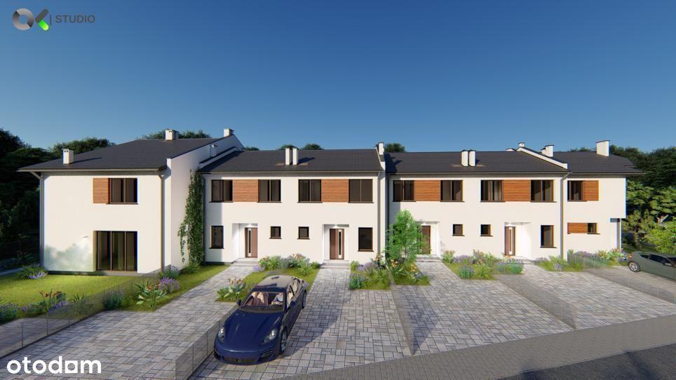 Lokale Mieszkalne z ogrodami od 5750 pln za m2 !!!