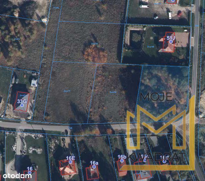 Działka, 2 113 m², Bełchatów
