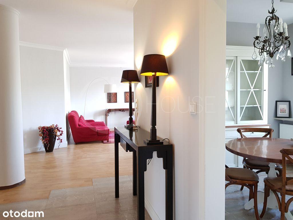 Mieszkanie, 113 m², Warszawa
