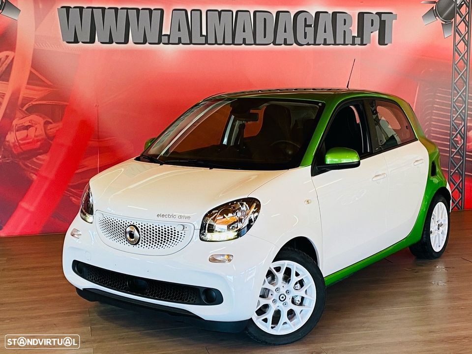 Smart ForFour Electric Drive Passion - 1