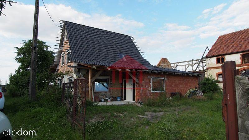 Dom w stanie deweloperskim koło Chojnowa
