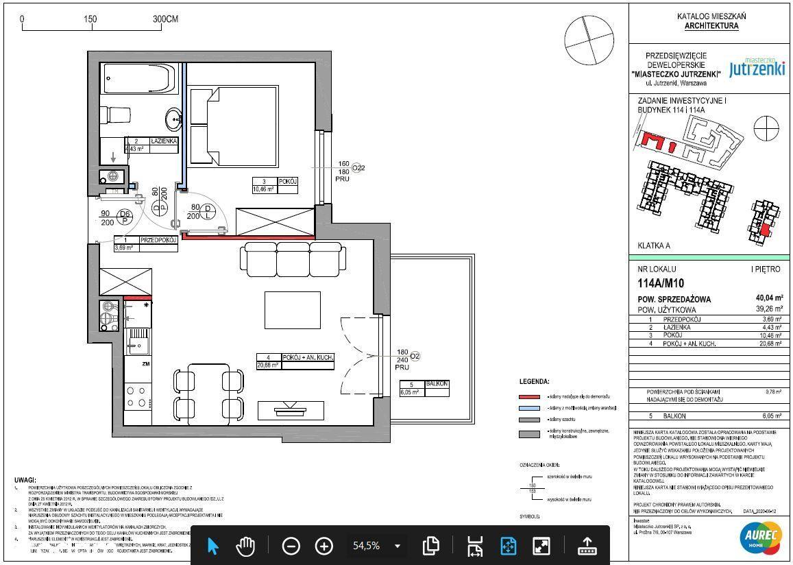 Najatrakcyjniejsze mieszkania 2 pokojowe przy WKD