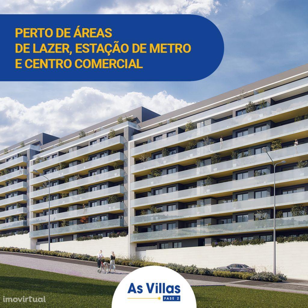 T2 / T3 - Urbanização As Villas - 2ª Fase