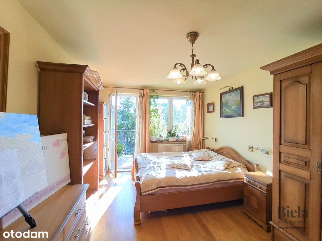 Mieszkanie 3 pokoje 67,4 m2 + balkon - Klecina