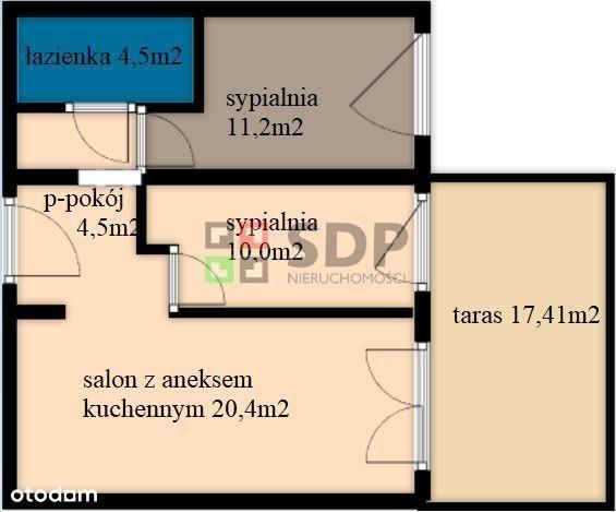 Gotowe mieszkania na Krzykach.