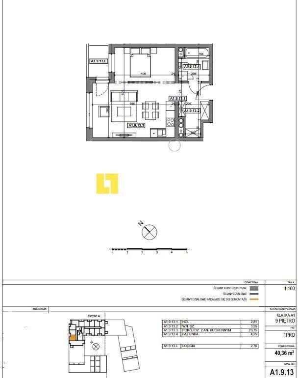 Emilii Plater - nowe mieszkanie