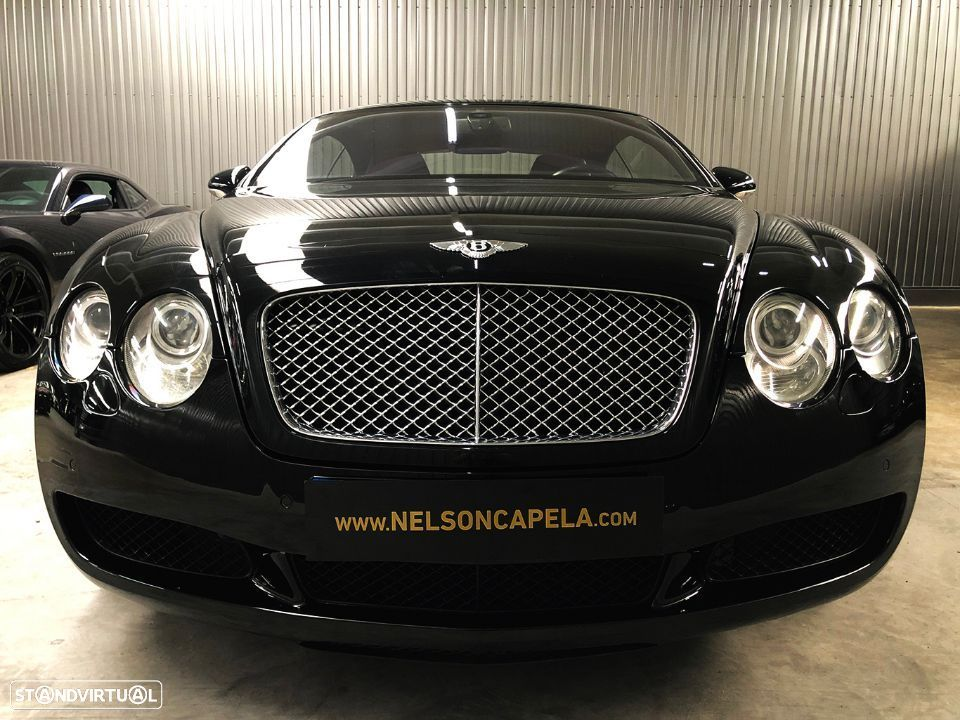Bentley Continental GT 6.0L W12 - 14