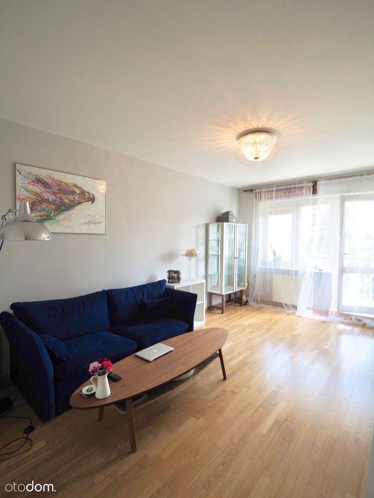 Dwupokojowe mieszkanie przy metrze Natolin
