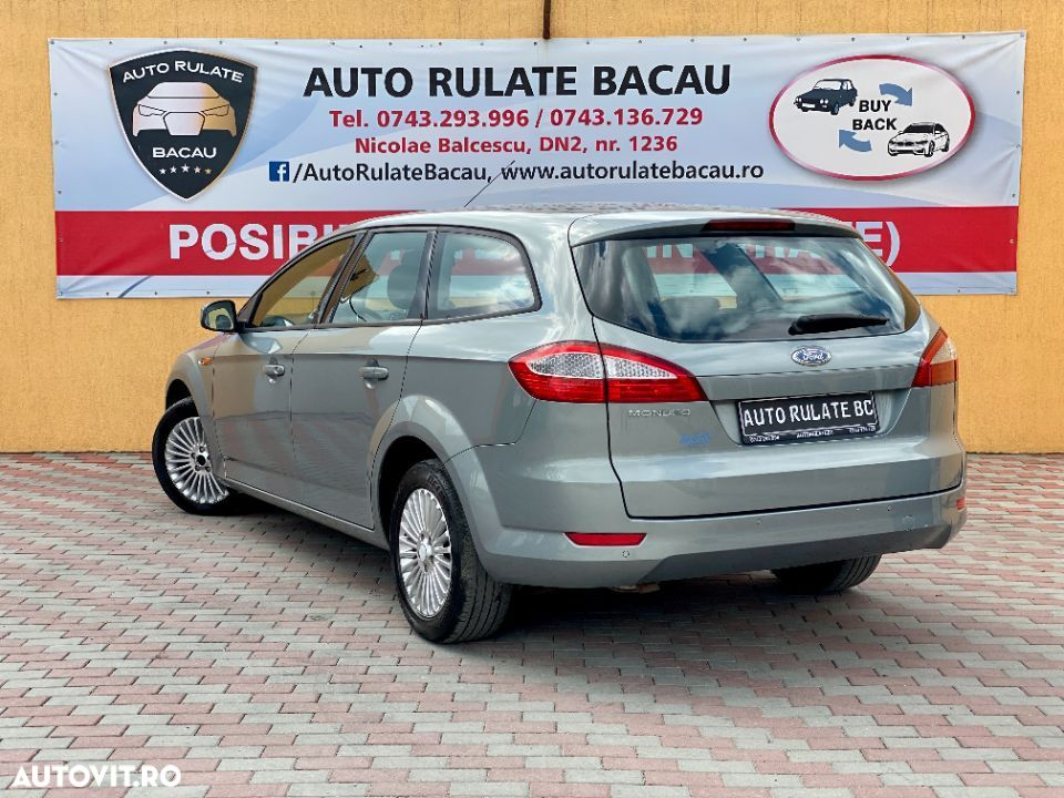 Ford Mondeo 1.8 - 3