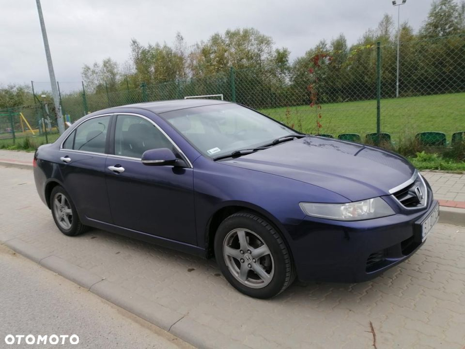 Honda Accord Honda Accord VII 2.0 - 1